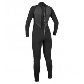 ONeill Wms Reactor II 3/2mm BZ Damen Neoprenanzug Fullsuit black im ARTS-Outdoors ONeill-Online-Shop günstig bestellen
