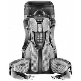 Deuter Aircontact Lite 45 + 10 SL Damen Trekkingrucksack graphite-black hier im Deuter-Shop günstig online bestellen