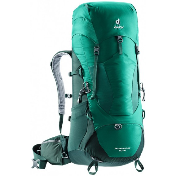 Deuter Aircontact Lite 50 + 10 Trekkingrucksack alpinegreen-forest hier im Deuter-Shop günstig online bestellen