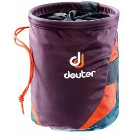 Deuter Gravity Chalk Bag I M Beutel für Keltterkreide aubergine-arctic