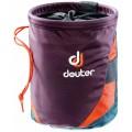 Deuter Gravity Chalk Bag I M Beutel für Kletterkreide aubergine-arctic