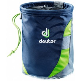 Deuter Gravity Chalk Bag I L Beutel für Keltterkreide navy-granite