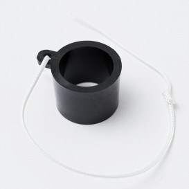 Gumotex Adapter für Luftpumpe Bajonettventil