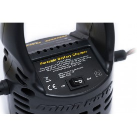 Minn Kota MK105 Batterie Ladegerät Automatik 12V im ARTS-Outdoors Minn Kota-Online-Shop günstig bestellen