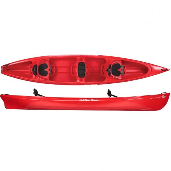 Mad River Canoe Adventure 16 Freizeit Kanadier hier im Mad River Canoe-Shop günstig online bestellen