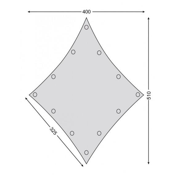 Nordisk Kari 10 Diamond Tarp Sonnenschutz Windschutz hier im Nordisk-Shop günstig online bestellen