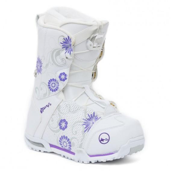 Trans Park Girl Softboots white hier im Trans Snowsports-Shop günstig online bestellen