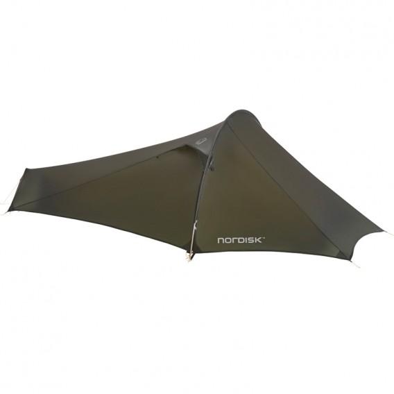 Nordisk Lofoten ULW Tent 2 Personen Zelt forest green hier im Nordisk-Shop günstig online bestellen