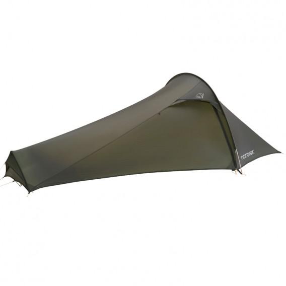 76c74468b6aaa Nordisk Lofoten ULW Tent 2 Personen Zelt forest green im ARTS-Outdoors  Nordisk-Online