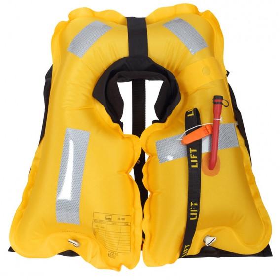 Secumar Ultra 170 Rettungsweste grau hier im Secumar-Shop günstig online bestellen