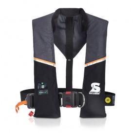 Secumar Ultra 170 Harness Rettungsweste grau