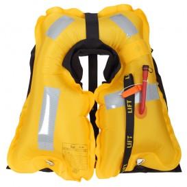 Secumar Ultra 170 Harness Rettungsweste grau im ARTS-Outdoors Secumar-Online-Shop günstig bestellen