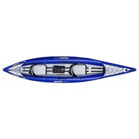 Aquaglide Chelan Tandem HB 2er Kajak aufblasbares Tourenkajak Luftboot
