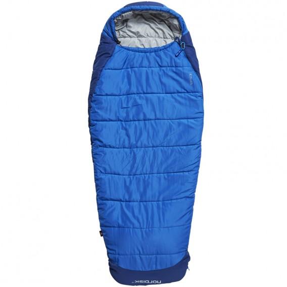 nordisk knuth junior kinder schlafsack limoges blue arts. Black Bedroom Furniture Sets. Home Design Ideas
