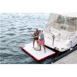 Aqua Marina Island aufblasbare Badeplattform im ARTS-Outdoors Aqua Marina-Online-Shop günstig bestellen