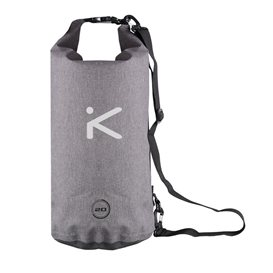 Hiko Nomad Cylindric Bag Packsack Transportsack grau