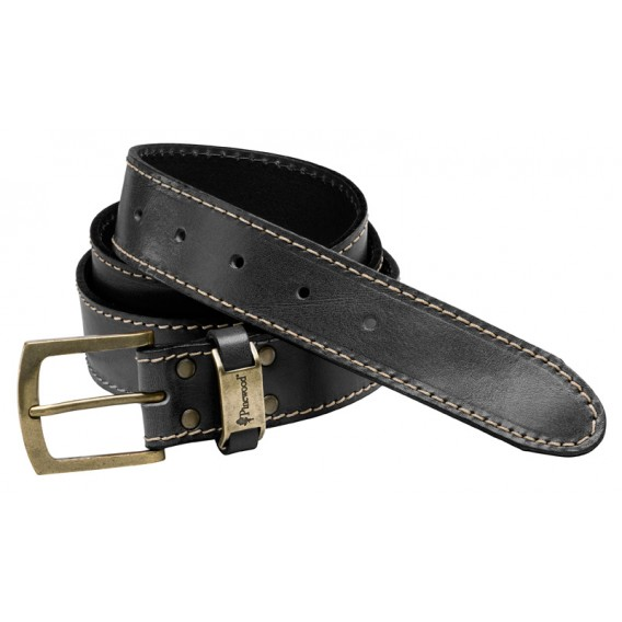 Pinewood Prestwick Ledergürtel schwarz hier im Pinewood-Shop günstig online bestellen
