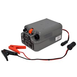 Bravo BST 300 Pumpe 12V elektrische Pumpe für Boote Kites hier im BRAVO-Shop günstig online bestellen