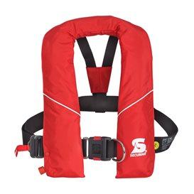 Secumar Arkona 275 aufblasbare Rettungsweste Paddelweste rot-weiß im ARTS-Outdoors Secumar-Online-Shop günstig bestellen