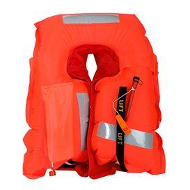 Secumar Arkona 220 aufblasbare Rettungsweste Paddelweste rot-weiß hier im Secumar-Shop günstig online bestellen