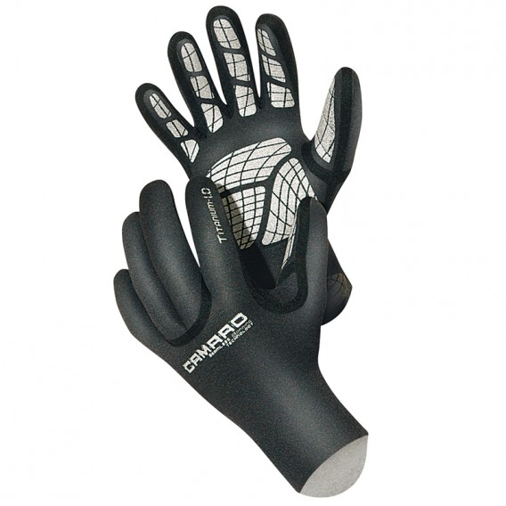 Camaro Titanium Thermo Gloves Neopren Handschuhe für Wassersport