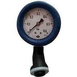 Grabner Präzisions Prüfmanometer für Flachventil hier im Grabner-Shop günstig online bestellen