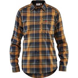 Fjällräven Fjällglim Shirt Herren Flanell Langarmhemd deep forest hier im Fjällräven-Shop günstig online bestellen