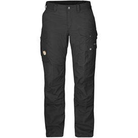 Fjällräven Barents Pro Trousers Damen Wanderhose Trekkinghose black-black
