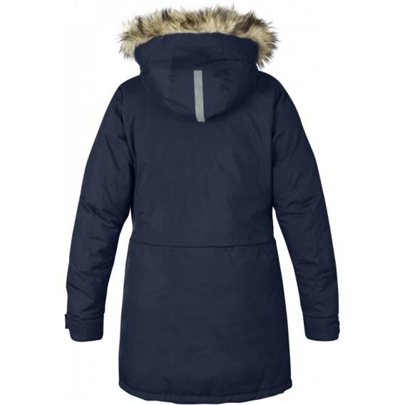 Fjällräven Nuuk Parka Damen Winterjacke Wintermantel dark navy hier im Fjällräven-Shop günstig online bestellen