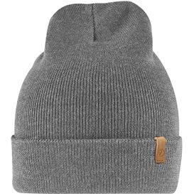 Fjällräven Classic Knit Hat Strickmütze aus Merinowolle grey