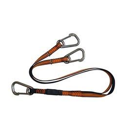 Secumar Lifeline Classic Rettungsleine schwarz-orange hier im Secumar-Shop günstig online bestellen