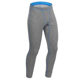 Palm Arun Pant Herren Fleecehose Paddel Unterwäsche Funktionshose heather grey