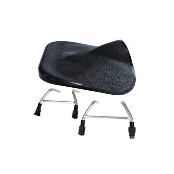 Ally Schalensitz Kanusitz verstellbarer Sitz mit Beinen Set Mitte hier im Ally Faltboote-Shop günstig online bestellen