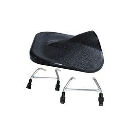Ally Schalensitz Kanusitz verstellbarer Sitz mit Beinen Set Mitte