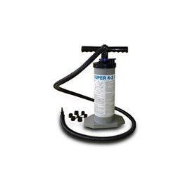 SRS 4/2 Pumpe Doppelhubkolbenpumpe Single Double Funktion 4L/2L