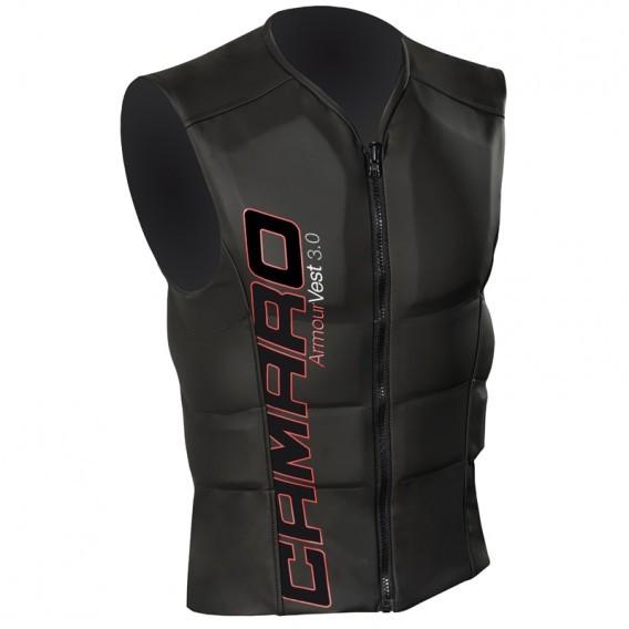 Camaro Armour Vest 3.0 Herren Prallschutz Neoprenweste black hier im Camaro-Shop günstig online bestellen