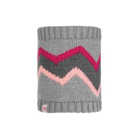 Buff Knitted Polar Neckwarmer Arild Child Kinder Schlauchschal grey hier im Buff-Shop günstig online bestellen
