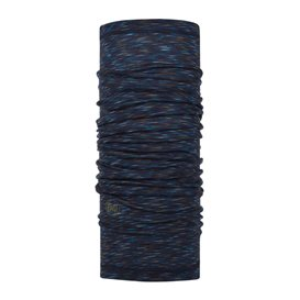 Buff Lightweight Merino Wool Multifunktionstuch als Schal Tuch Mütze denim multi stripes