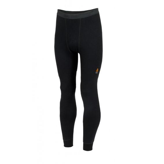 Aclima Hotwool Long Pants 400g Unisex Merino Unterwäsche jet black hier im Aclima-Shop günstig online bestellen