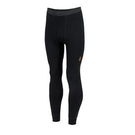 Aclima Hotwool Long Pants Damen,Herren Funktionshose jet black
