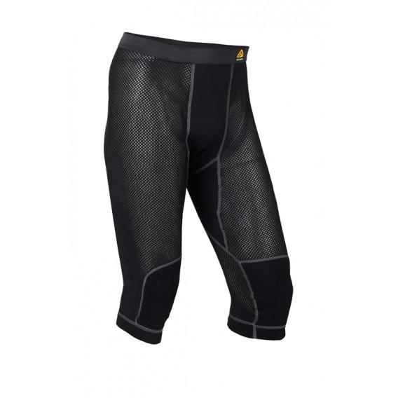 Aclima Woolnet 3/4 Long Pants Herren Merino Unterwäsche jet black hier im Aclima-Shop günstig online bestellen