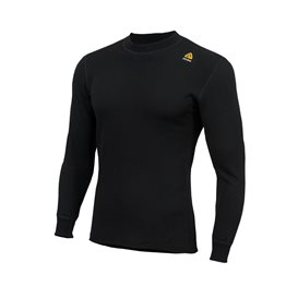 Aclima Hotwool Crew Neck Damen,Herren Funktionsoberteil jet black