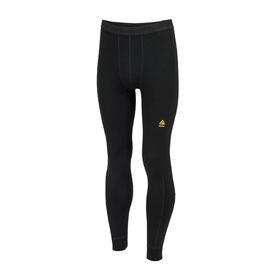 Aclima Warmwool Long Pants Herren Funktionshose jet black