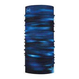 Buff Original Multifunktionstuch als Schal Tuch Mütze shading blue