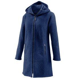 Mufflon Jana Merino Mantel Wintermantel Jacke nachtblau im ARTS-Outdoors Mufflon-Online-Shop günstig bestellen