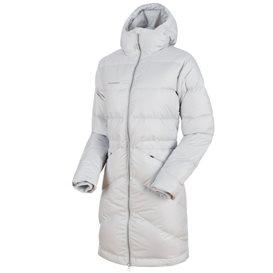 Mammut Fedoz IN Hooded Parka Damen Winterjacke Daunenjacke marble hier im Mammut-Shop günstig online bestellen