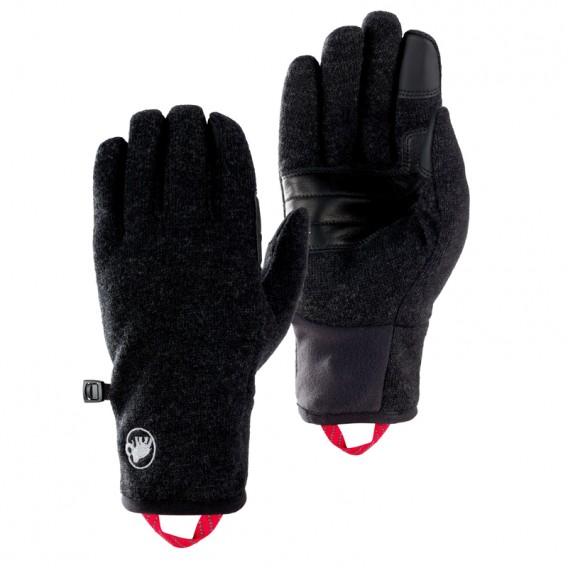 Mammut Passion Glove Handschuhe black mélange hier im Mammut-Shop günstig online bestellen
