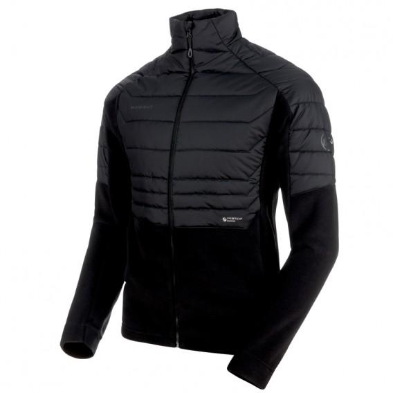 mammut innominata ml hybrid jacket herren fleecejacke. Black Bedroom Furniture Sets. Home Design Ideas