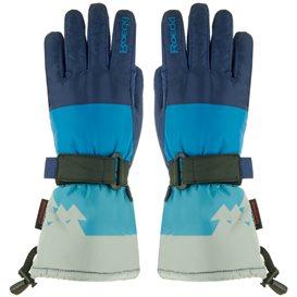 Roeckl Arlberg Kinder Skihandschuhe Winterhandschuhe indigo