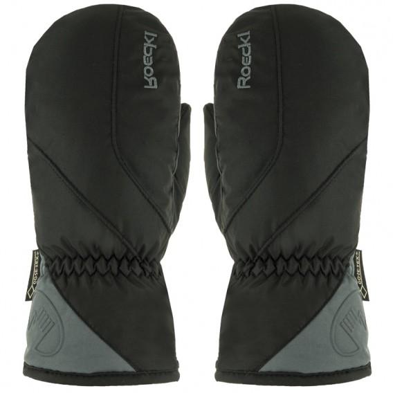 Roeckl Alberta GTX® Mitten Kinder Fäustlinge Winterhandschuhe schwarz hier im Roeckl-Shop günstig online bestellen